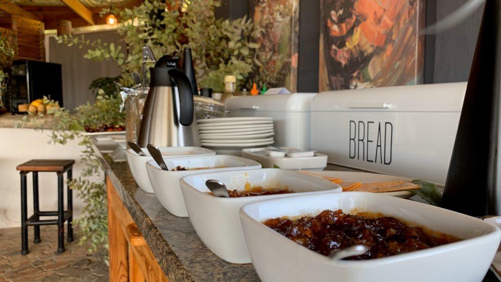 Breakfast @ The Kitchen, Melkboomsdrift Guest House