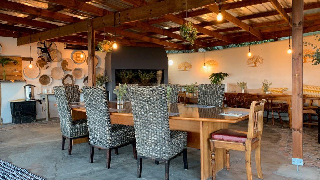 Dining @ The Kitchen, Melkboomsdrift Guest House